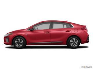 New 2019 Hyundai Ioniq Hybrid SEL Hatchback Hatchback in St. Louis, MO