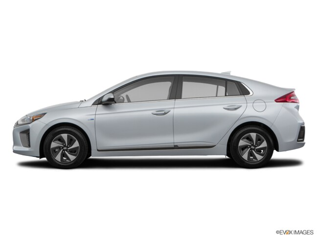 New 2019 Hyundai Ioniq Hybrid SEL Hatchback North Aurora