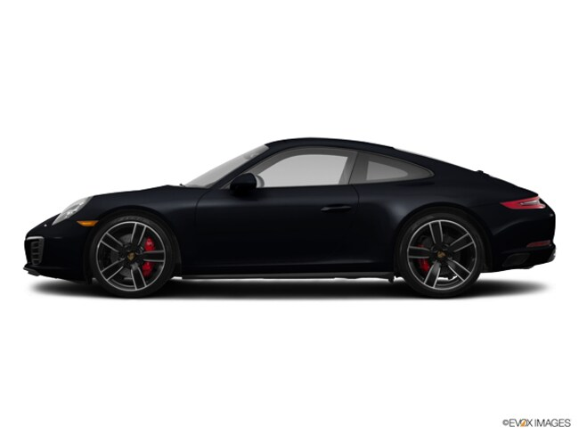 2019 Porsche 911 Carrera 4S Coupe
