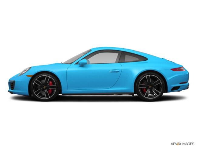 2019 Porsche 911 Carrera 4S Coupe