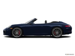 2019 Porsche 911 Carrera S Cabriolet Executive Demo