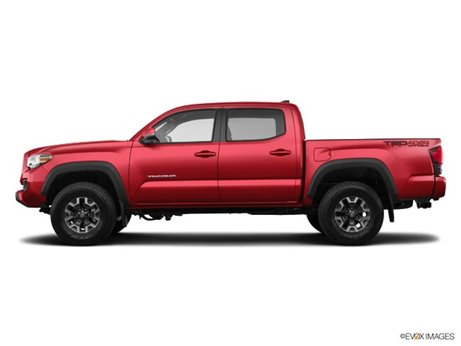 New Toyota 2019 Toyota Tacoma TRD Off Road V6 Truck Double Cab for sale in Corona, CA