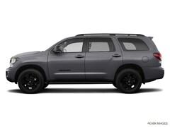 New 2019 Toyota Sequoia TRD Sport SUV near Dallas, TX