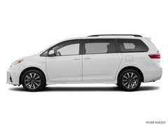 New 2019 Toyota Sienna LE 7 Passenger Van 5TDJZ3DC5KS227328 For Sale in Helena, MT