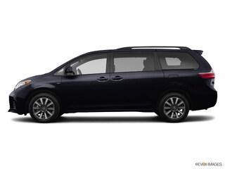 New 2019 Toyota Sienna LIMITED