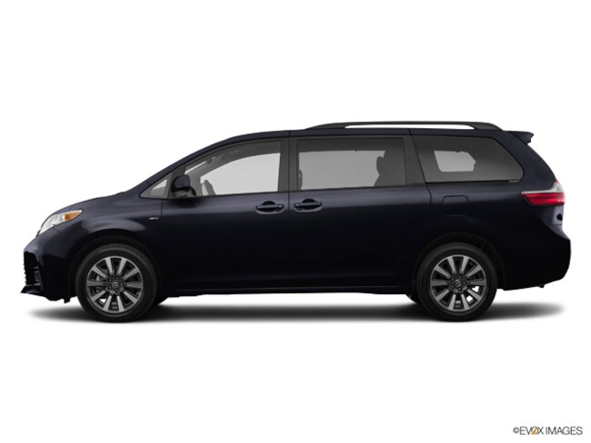 2019 Toyota Sienna LE 7 Passenger Van