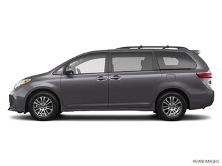 New 2019 Toyota Sienna XLE 7 Passenger Van for sale Philadelphia