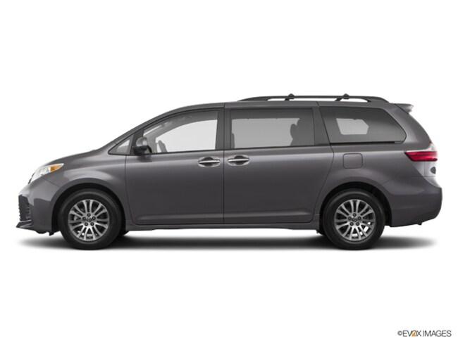 New 2019 Toyota Sienna XLE 7 Passenger Van for sale in Boston MA
