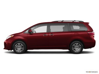 New 2019 Toyota Sienna XLE 7 Passenger Van for sale near you in Wellesley, MA