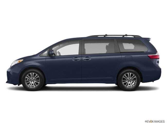 New 2019 Toyota Sienna XLE 7 Passenger Van for sale in Boston MA