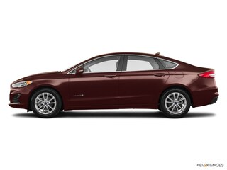 New 2019 Ford Fusion Hybrid SEL Sedan F353304L in Santa Rosa, CA