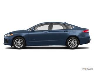 2019 Ford Fusion Hybrid SEL FWD Sedan