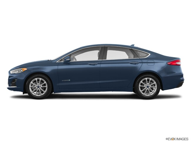 new 2019 Ford Fusion Hybrid SEL FWD Sedan Ambler