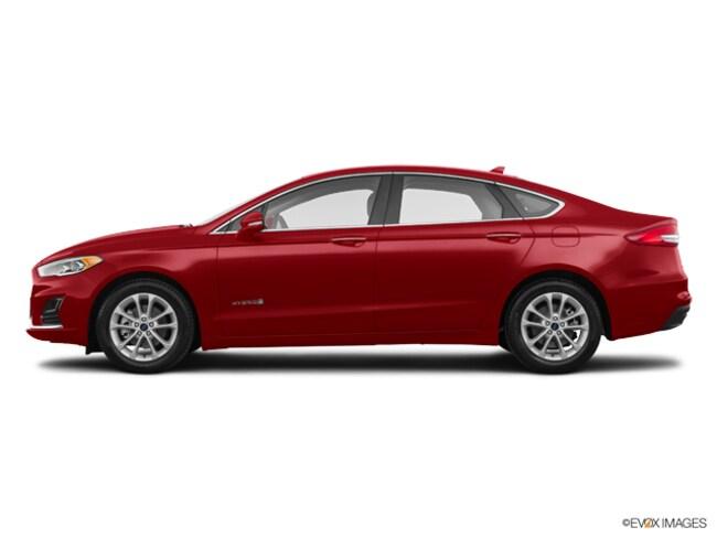 2019 Ford Fusion Hybrid SEL (FCTP) Sedan