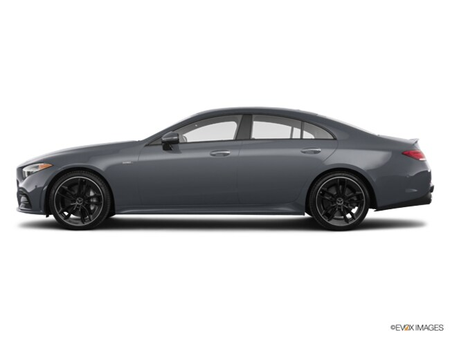 New 2019 Mercedes-Benz AMG CLS 53 S-Model 4MATIC Coupe in Boston