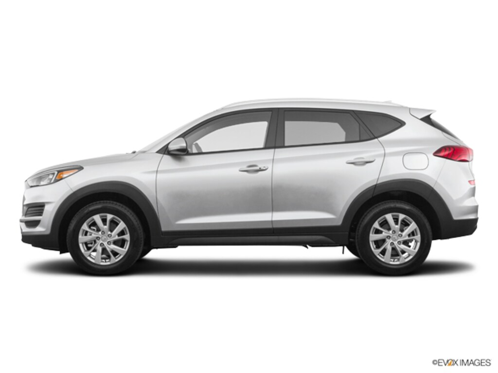 New 2019 Hyundai Tucson Suv Dazzling White For Sale In Fresno Ca