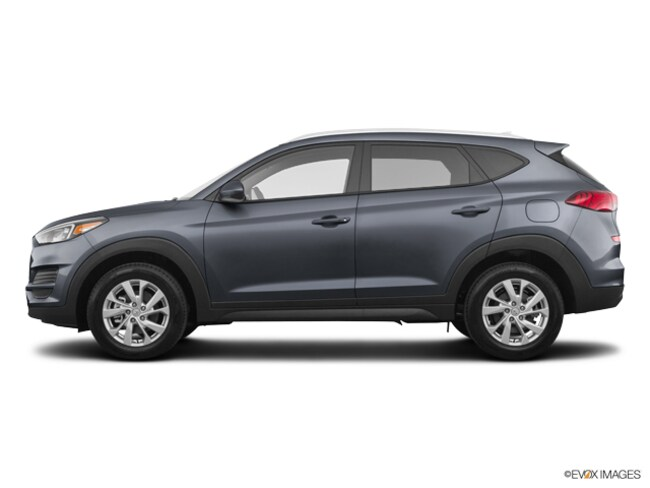New 2019 Hyundai Tucson Value SUV North Aurora