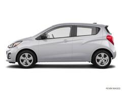 New 2019 Chevrolet Spark LS CVT Hatchback 19Z0931 near Culver City, CA