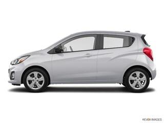 New 2019 Chevrolet Spark LS CVT Hatchback in San Benito, TX