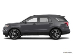 New 2019 Ford Explorer Sport SUV in Livermore, CA