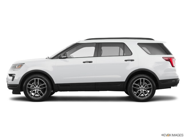 New 2019 Ford Explorer Sport SUV for sale/lease Holly, MI