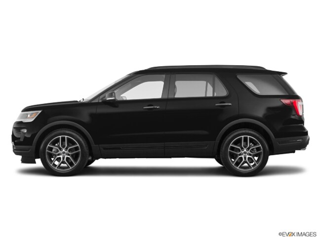 2019 Ford Explorer Sport Sport 4WD For Sale In Holyoke MA