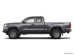 New 2019 Toyota Tacoma SR Double Cab in Nash, TX