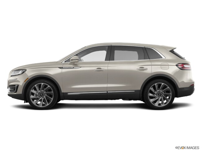 New 2019 Lincoln Nautilus Reserve SUV For Sale in Santa Rosa, CA
