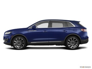 New 2019 Lincoln Nautilus Reserve Crossover for sale in El Paso, TX