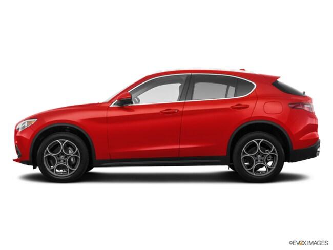 New 2019 Alfa Romeo Stelvio For Sale Greensboro Nc