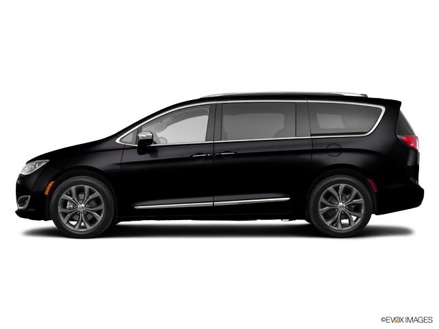 2019 Chrysler Pacifica Limited Mini-Van