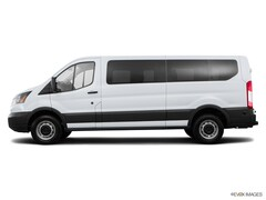 2019 Ford Transit-350 XL w/Sliding Pass-Side Cargo Door Wagon Low Roof Passenger Van