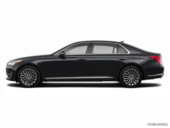 New 2019 Genesis G90 5.0 Ultimate Sedan Irvine