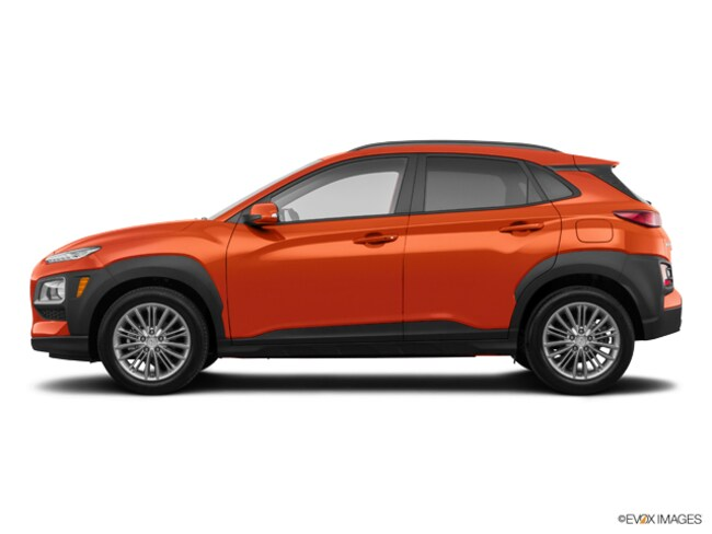 New 2019 Hyundai Kona SEL SUV in Huntington Beach