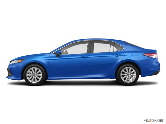 New 2019 Toyota Camry LE Sedan Westminster