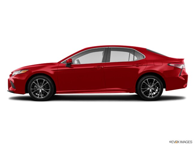 New 2019 Toyota Camry SE Sedan in Barstow, CA