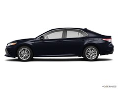 New 2019 Toyota Camry Hybrid XLE Sedan in Altus, OK