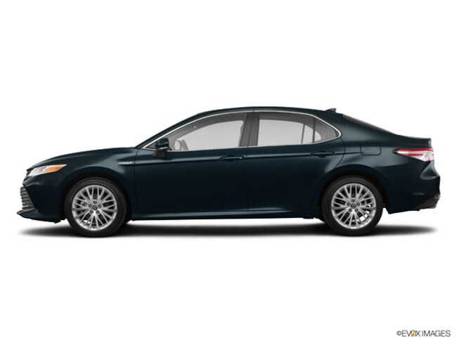 New Vehicle 2019 Toyota Camry Hybrid Hybrid XLE Sedan For Sale in Coon Rapids, MN