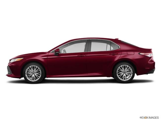 New 2019 Toyota Camry Hybrid XLE Sedan dealer in Nampa ID - inventory