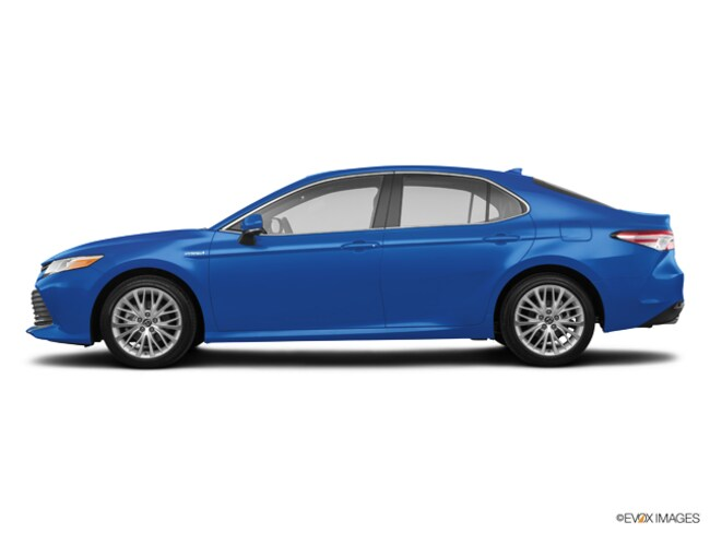 New 2019 Toyota Camry Hybrid XLE Sedan for sale in Temple, TX