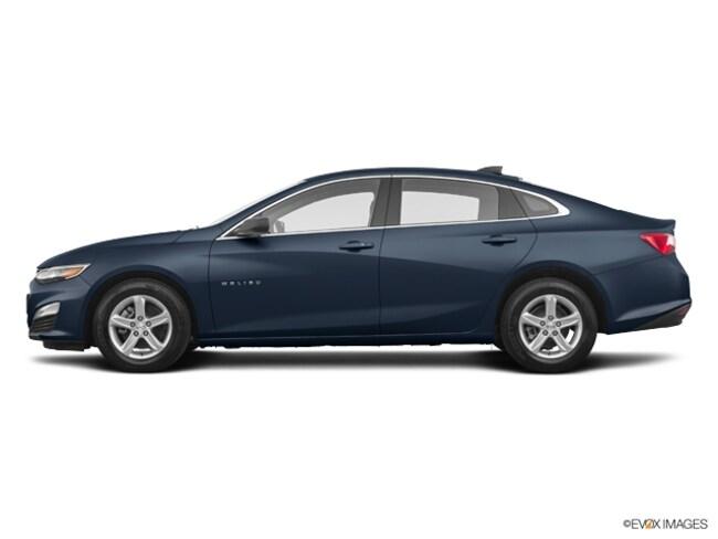 New 2019 Chevrolet Malibu LS w/1LS Sedan St. Joseph, Missouri