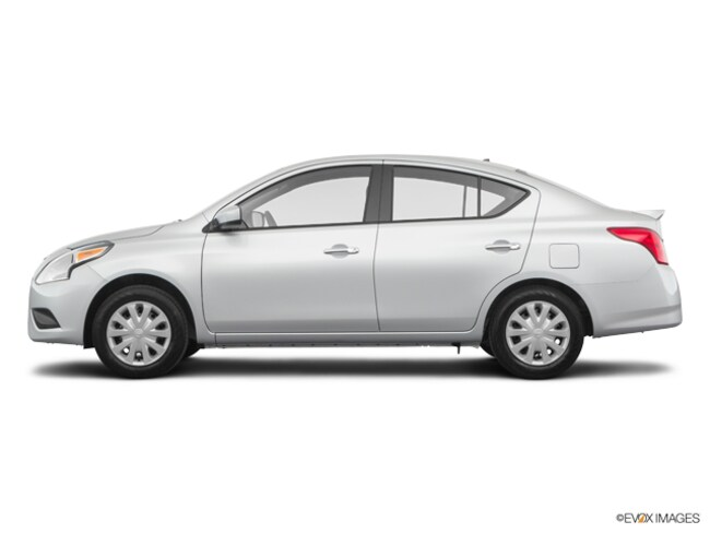 New 2019 Nissan Versa 1.6 SV SV CVT for sale in CT