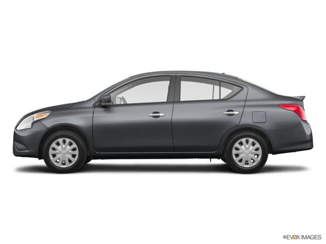 New 2019 Nissan Versa 1.6 SV Sedan in South Burlington