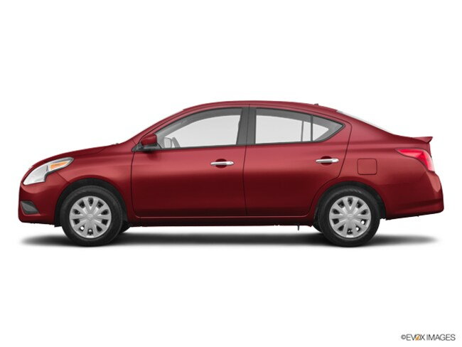 New 2019 Nissan Versa 1.6 SV Sedan near Newark