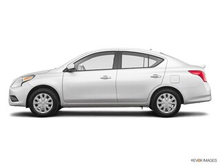 New Nissan vehicles 2019 Nissan Versa 1.6 SV Sedan for sale near you in Corona, CA
