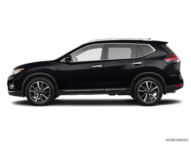 new 2019 Nissan Rogue SL SUV in kennesaw