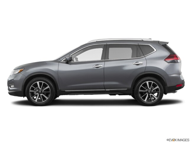 New 2019 Nissan Rogue SL SUV in Victorville, CA