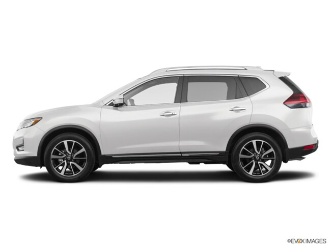 New 2019 Nissan Rogue SL SUV in Bedford TX
