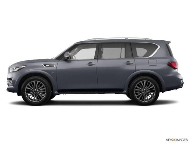 New 2019 INFINITI QX80 LUXE SUV for sale in Boston MA