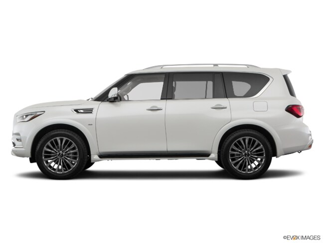 New 2019 INFINITI QX80 LUXE SUV for sale in Boston MA